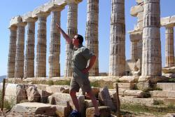Temple of Poseidon Athens | Athens | Walking the Second Mile