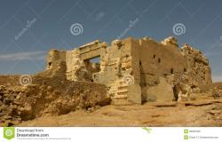 Temple of the Oracle Siwa Oasis | Oracle Temple Of Amun , Siwa Egypt Stock Photography - Image: 29955432