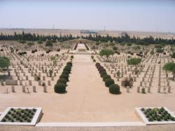 The Battlefield and Monuments of El Alamein Alexandria | Monuments Sight Seeing Attractions El Alamein war cemetery