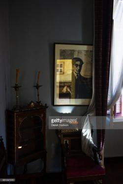 Cavafy Museum Alexandria | Inside The Cavafy Museum Pictures | Getty Images