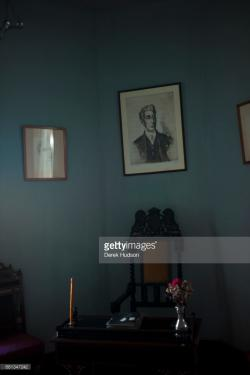 The Cavafy Museum Alexandria | Inside The Cavafy Museum Pictures | Getty Images