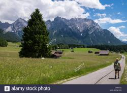 The Geigenbaumuseum The Bavarian Alps | With Mittenwald Stock Photos & With Mittenwald Stock Images - Alamy
