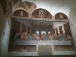 The Last Supper Milan | The Last Supper in Milan | Oh, the places I'll go! | Pinterest ...