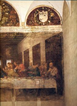 The Last Supper/Il Cenacolo/Santa Maria delle Grazie Milan | 9 best Milano brera images on Pinterest | Expo 2015, Love and ...
