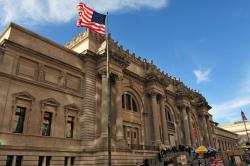The Row New York City | A truly private tour of an empty Metropolitan Museum of Art ...