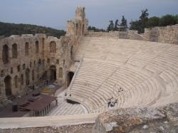 Theater of Dionysus Athens | Ancient Athens