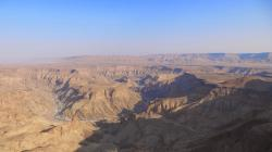 Three Sisters Rocks Fish River Canyon | Hiking in South Africa