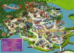 Timber Museum Forks | Total Thorpe Park - Archive - Maps & Tickets