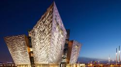 Titanic Belfast Belfast | Titanic Belfast & Belfast City Sightseeing Combo Tour