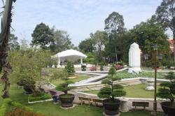 Tomb of Nguyen Sinh Sac Cao Lanh | The Revered Nguyen Sinh Sac Historical Site - Vietnam Travel deals