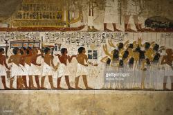 Tomb of Ramose The Nile Valley and Luxor | Egypt Luxor West Bank Tombs Of The Nobles The Tomb Of Ramose ...