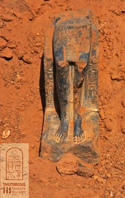 Tomb of Tuthmosis III (KV 34) Luxor | New findings at Tuthmosis III Mortuary temple, Akhnaton was found ...