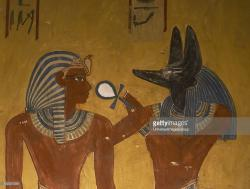 Tomb of Tuthmosis IV (KV 43) Luxor | Tomb of Menjeperura or Thutmose IV Pictures | Getty Images