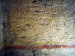 Tombs of Ramose, Userhet & Khaemhet Luxor | Travel to Egypt: Tomb of Khaemhet with the The Great Mirror