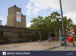 Tower Museum Derry (Londonderry) | Derry City Londonderry Northern Ireland Tower Museum in city walls ...