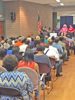 Town Hall Black River | June 1 2017 Congressman Clyburn Town Hall At Black River Electric ...