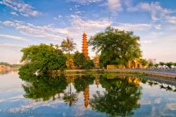 Tran Quoc Pagoda Hanoi | Tran Quoc Pagoda Hanoi - Hanoi Attractions