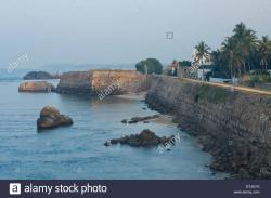 Triton Bastion Galle | Galle Fort, Galle, Sri Lanka. Triton Bastion and Indian Ocean ...