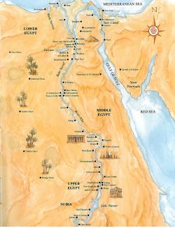 Tuna al-Gebel The Nile Valley and Luxor | Adventures for Anyone: Why Not? More Importantly Why Go to Egypt?