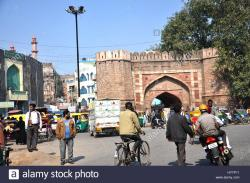 Turkman Gate Delhi | Turkman Gate, Located in the congested & forever bustling environs ...
