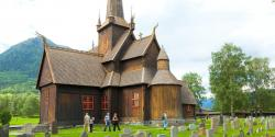 Tvindefossen The West Coast | Stave churches - Official travel guide to Norway - visitnorway.com