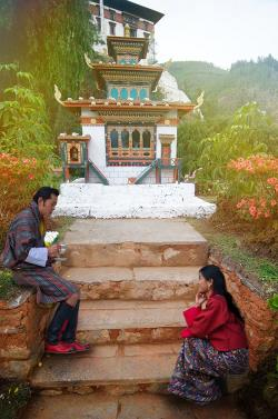Ugyen Pelri Palace Paro | My Photo Manipulation: Manipulation of His Majesty King and Her ...