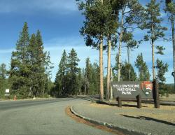 Uncle Tom's Trail Yellowstone National Park   Yellowstone National Park • Bop the Blog • The Great American Road ...