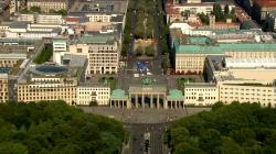 Unter den Linden Berlin | Unter den Linden / Berlin / Aerial | HD Stock Video 735-715-486 ...