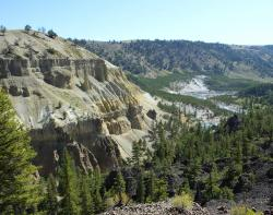Upper Falls View Yellowstone National Park   Yellowstone National Park   The Life of Your Time