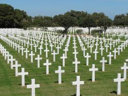 US War Cemetery Tunis | Panoramio - Photo of US War Cemetery, Tunisia