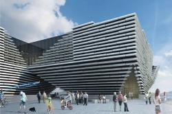 V&A Museum of Design Dundee | V&A Museum of Design Dundee contract signed - BAM News