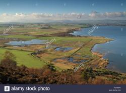 Vane Farm Nature Reserve Fife and Angus | The RSPB Vane Farm Nature Reserve and Loch Leven from the slopes ...