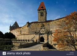 Veste Oberhaus Franconia and the German Danube | The Veste Coburg, or Coburg fortress, built 10th century, is one ...