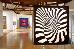 Victor Vasarely Museum Pécs | Victor Vasarely | From the Collections of the Janus Pannonius ...