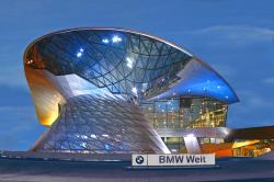 Viktualienmarkt Munich | BMW Welt - Munich | BMW, Deconstructivism and Building