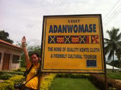 Visitor Centre Ntonso | Visitor Center - Kente | Adanwomase | Home Of Quality Kente