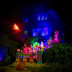Volunteer Park Conservatory Seattle | Trick or Treat House . com