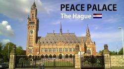 Vredespaleis The Hague | HOLLAND: Peace Palace / Vredespaleis - The Hague [HD] - YouTube