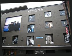 Wall of Fame Dublin | Wall of fame, Temple Bar, Dublin | See this: www.walloffame.… | Flickr