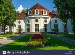 Wandelhalle The Bavarian Alps | Bad Reichenhall Germany Stock Photos & Bad Reichenhall Germany ...