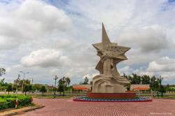 War Martyrs Monument Cao Lanh | Panoramio - Photo of Nghĩa trang Liệt sĩ tỉnh Đồng Tháp, TP.Cao ...