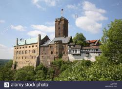Wartburg Eisenach | Thueringen Thuringia Eisenach Wartburg Burg Stock Photo, Royalty ...