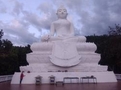 Wat Phra That Mae Yen Pai | Temple on the Hill (Wat Phra That Mae Yen), Pai - TripAdvisor