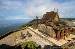 Wat Sampov Pram Bokor Hill Station | Photographs of Cambodia | South East Asia Travel Photography