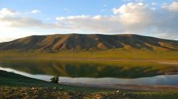 Watchtower Khar Us Nuur National Park | Eternal Landscapes Mongolia - Blogging From The Wild: February 2016