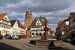 Weil der Stadt The Black Forest | Well Baden Baden Germany | hometown pictures or country pictures ...