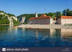 Weltenburg Abbey Franconia and the German Danube | Weltenburg Abbey Germany Stock Photos & Weltenburg Abbey Germany ...