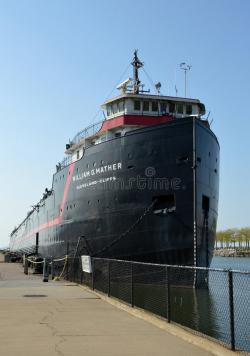 Western Reserve Historical Society Museum Cleveland | Steamship William G. Mather Maritime Museum Cleveland, Ohio ...