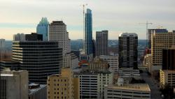 Westgate Tower The Southeast | Austin - Views from Westgate Tower & other stuff - SkyscraperPage ...