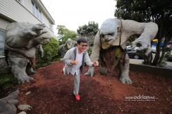 Weta Cave Wellington | Destination New Zealand: Weta Cave For Movie Buffs in Wellington »